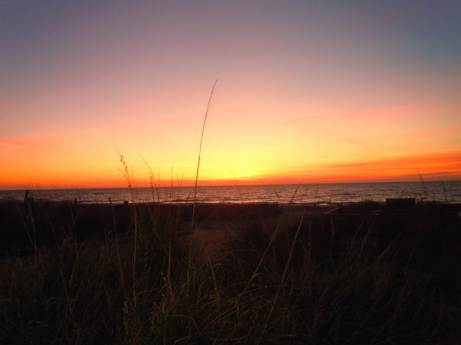 Sunrise Services At Myrtle Beach